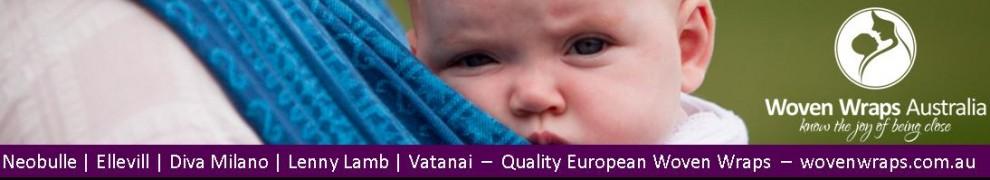 Vatanai Woven Wraps Australia